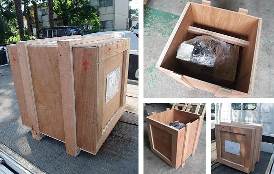 輸出梱包 印刷ヘッド
